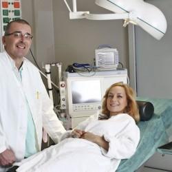 Dr.med. opći i vaskularni kirurg Krešimir Čandrlić i Sandra Lončarić Tankosić