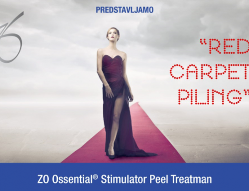 'RED CARPET' PILING BY DR. ZEIN OBAGI