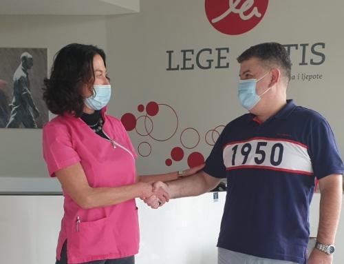 dr. med. Siniša Pešić, spec. radiologije – novi član liječničkog tima Poliklinike Lege Artis