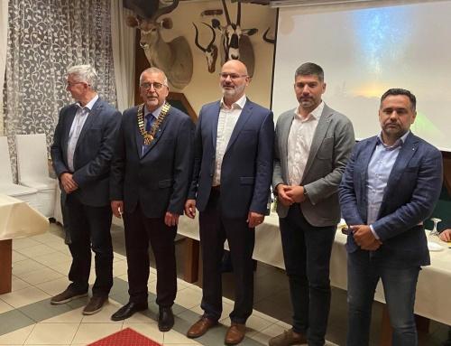 Doktor Čandrlić izabran za predsjednika Rotary kuba Osijek
